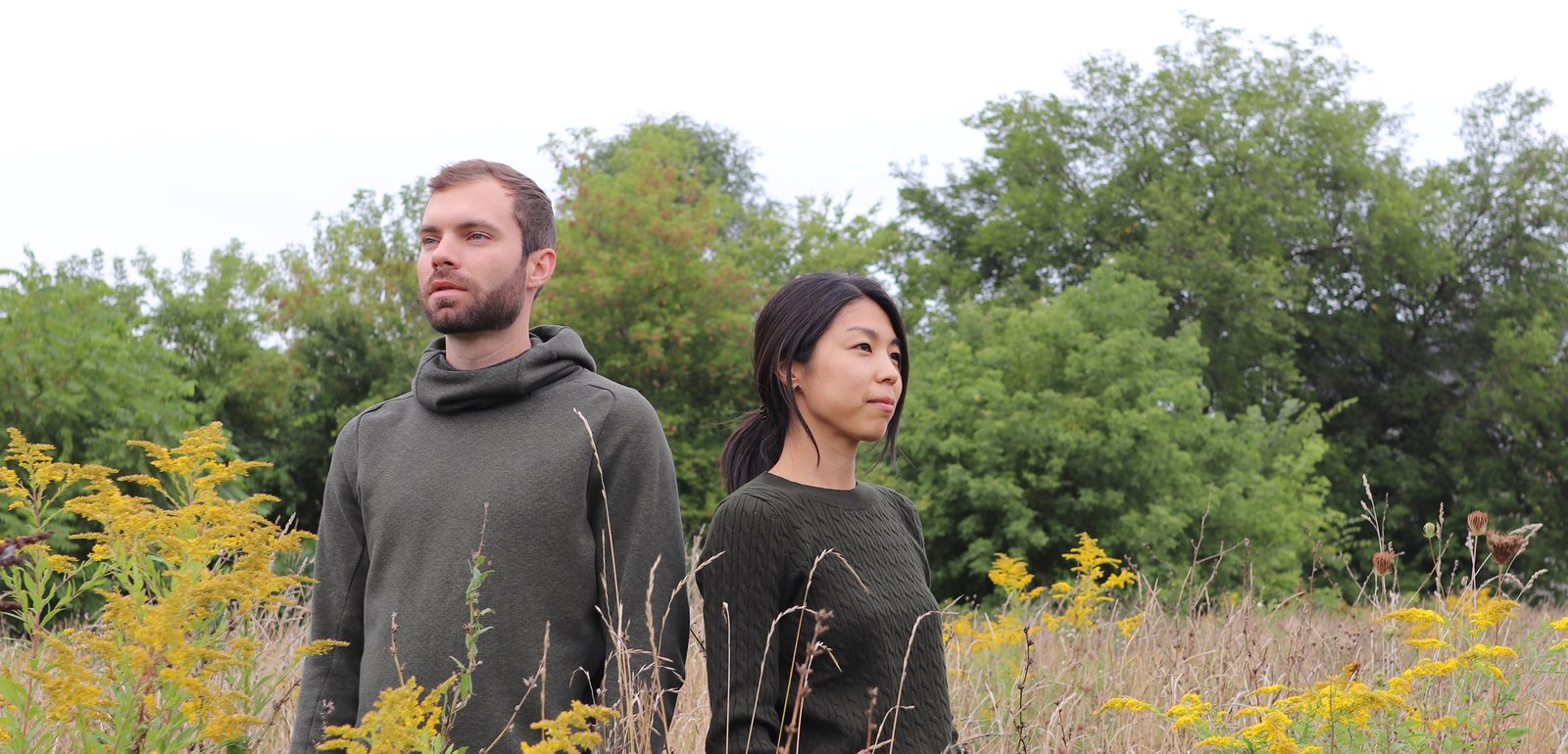"""Outdoor """"All production for our pieces is done by both of us, and we show together under the name Aratani Fay,  Photo 1 of 5 in Dwell 24: Ayako Aratani and Evan Fay"""