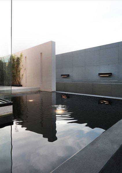 Terrace & Pond