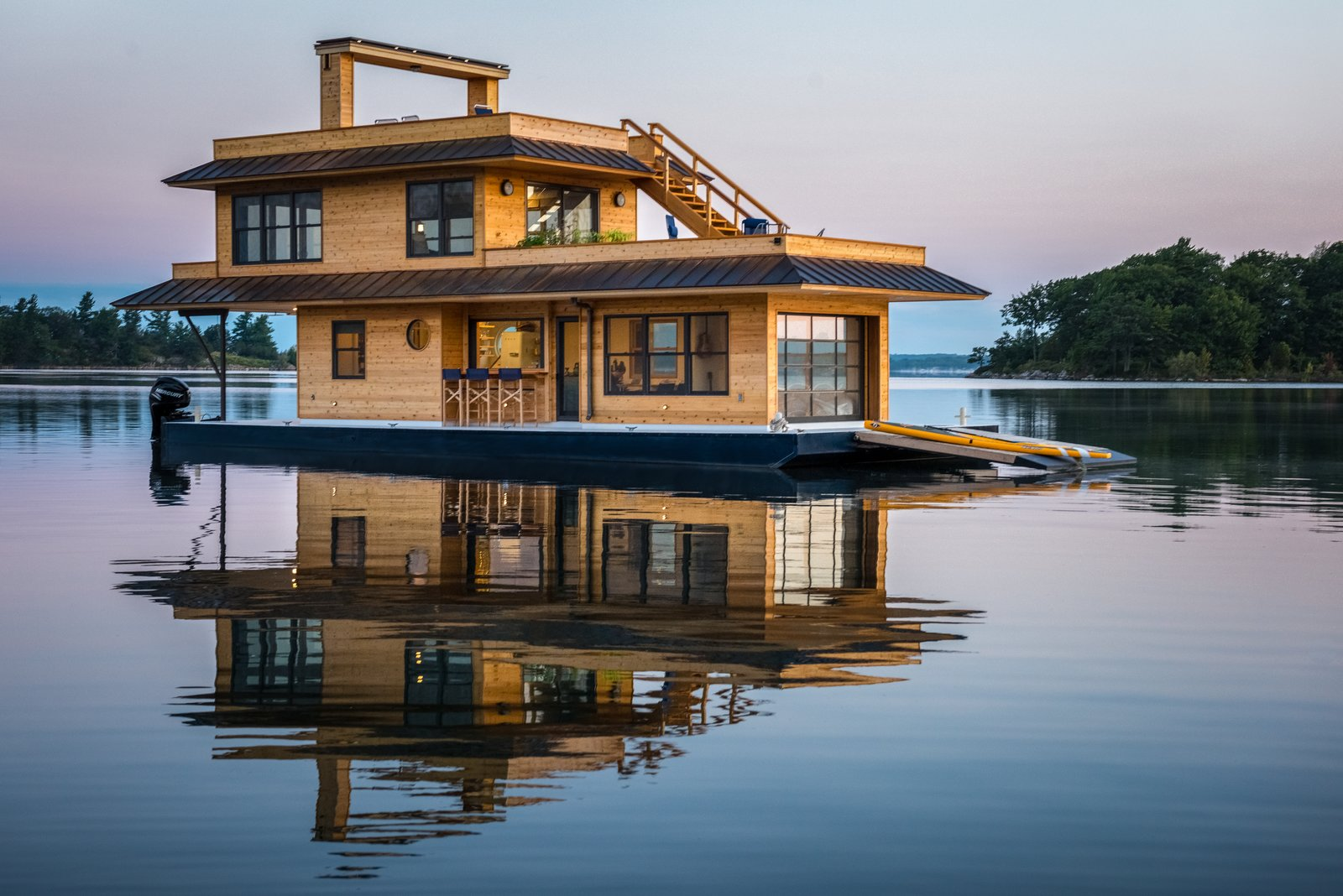The Barge Yacht