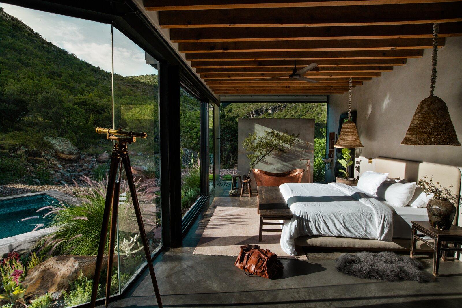 Casa Etérea bedroom