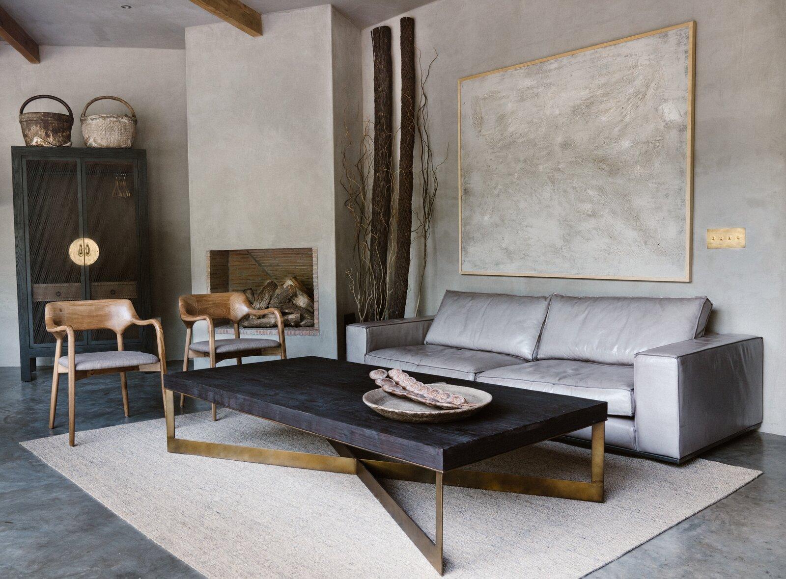 Casa Etérea lounge
