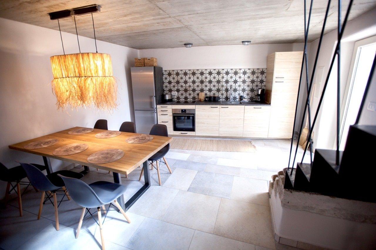 Indoor kitchen  Villa No24