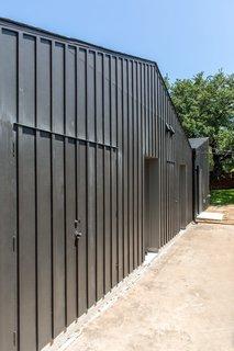 Exterior Storage Access