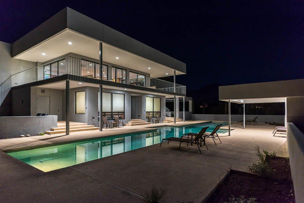 The Skyline House Modern Home in Tucson, Arizona by Stephen Robinson on design house aurora, design house california, design house miami, design house atlanta,