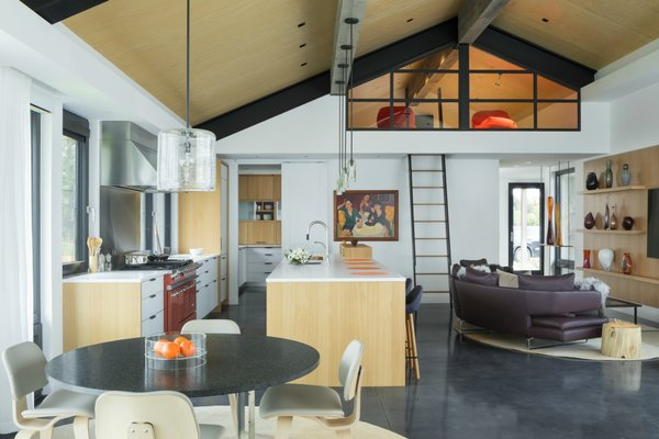 The Kitchen and Loft