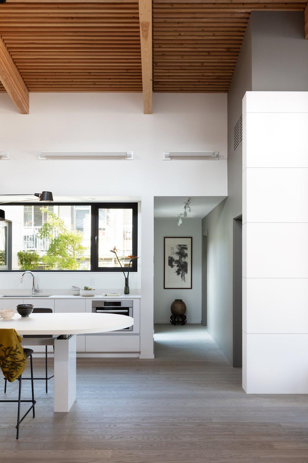 Curio House kitchen