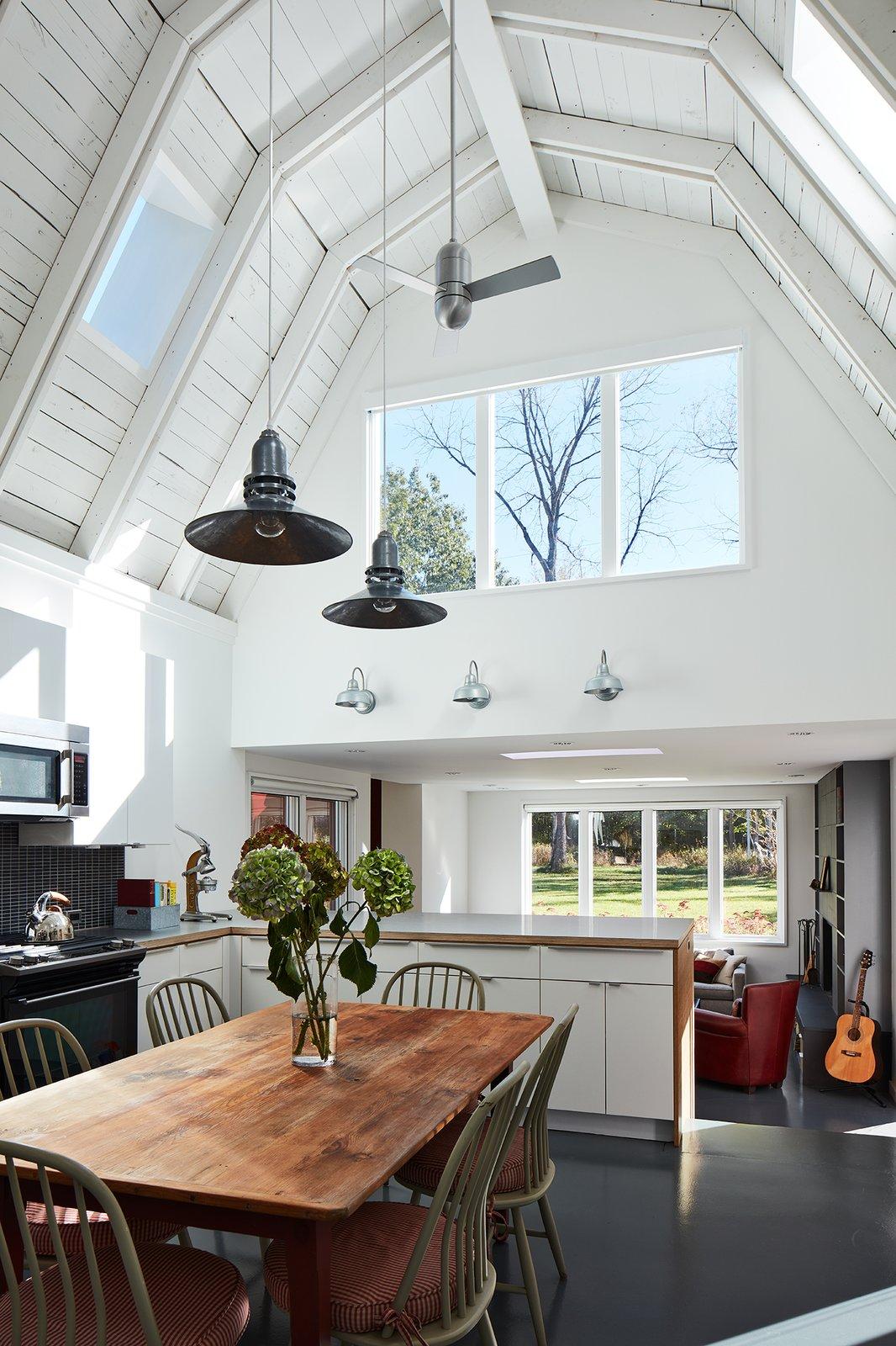 Farmhouse Retreat by von Weise Associates farmhouse kitchen