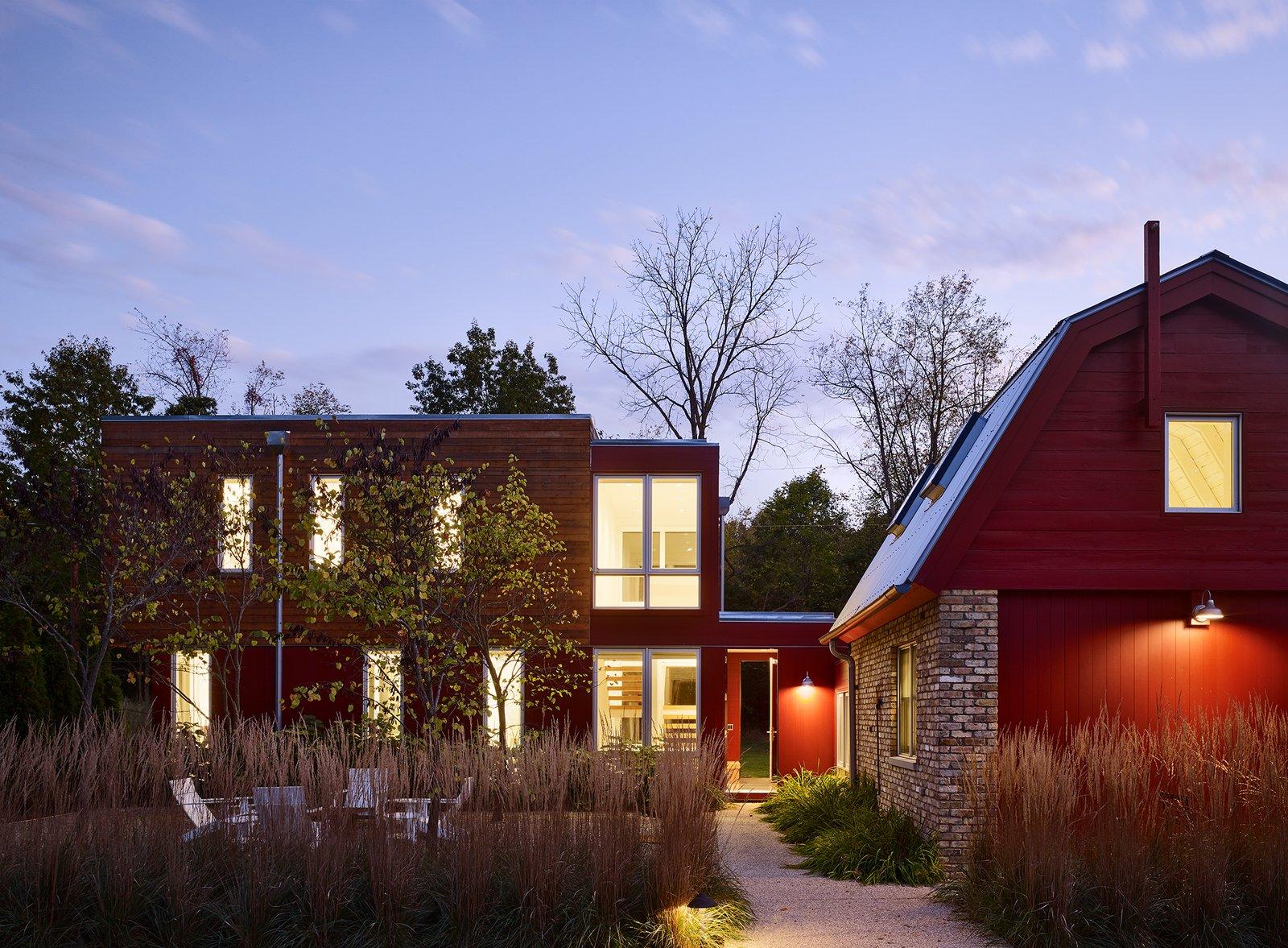 Farmhouse Retreat by von Weise Associates