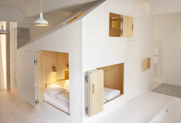 Stoke Your Imagination With This Playhouse-Like Suite in Berlin