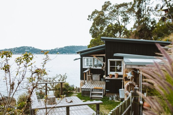 A 1920s Fisherman's Shack in Australia Breathes New Life as a Cozy, Unique Rental