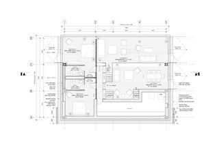 A look at the lower floor plan.