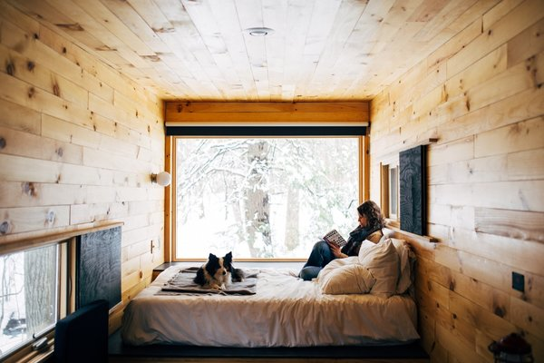 Rediscover the Pleasure of Solitude in These Micro Cabins Across the East Coast