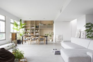 A Japanese-Inspired Flat in Singapore Embraces Flexible ...