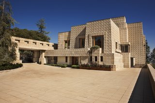 Frank Lloyd Wright's Iconic Ennis House Is Listed For $23M