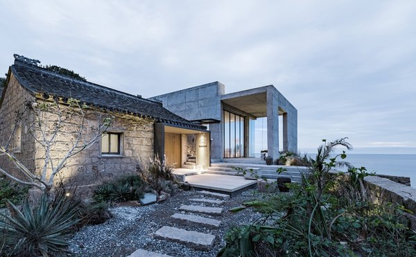 In Just 31 Days, These Historic Chinese Ruins Were Transformed Into a Chic B&B