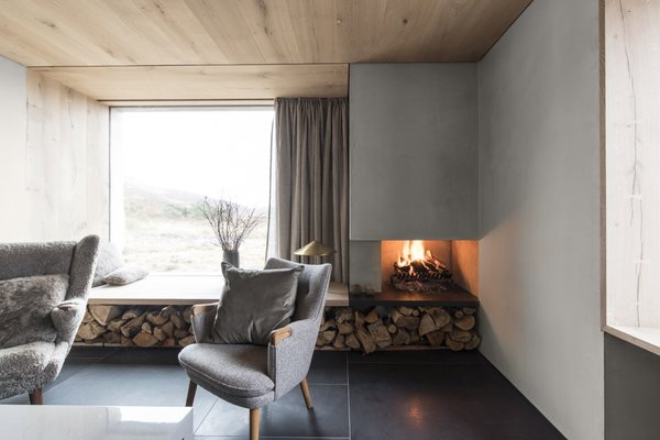 Cozy Up in a Nordic-Inspired Retreat Reborn From Ruins