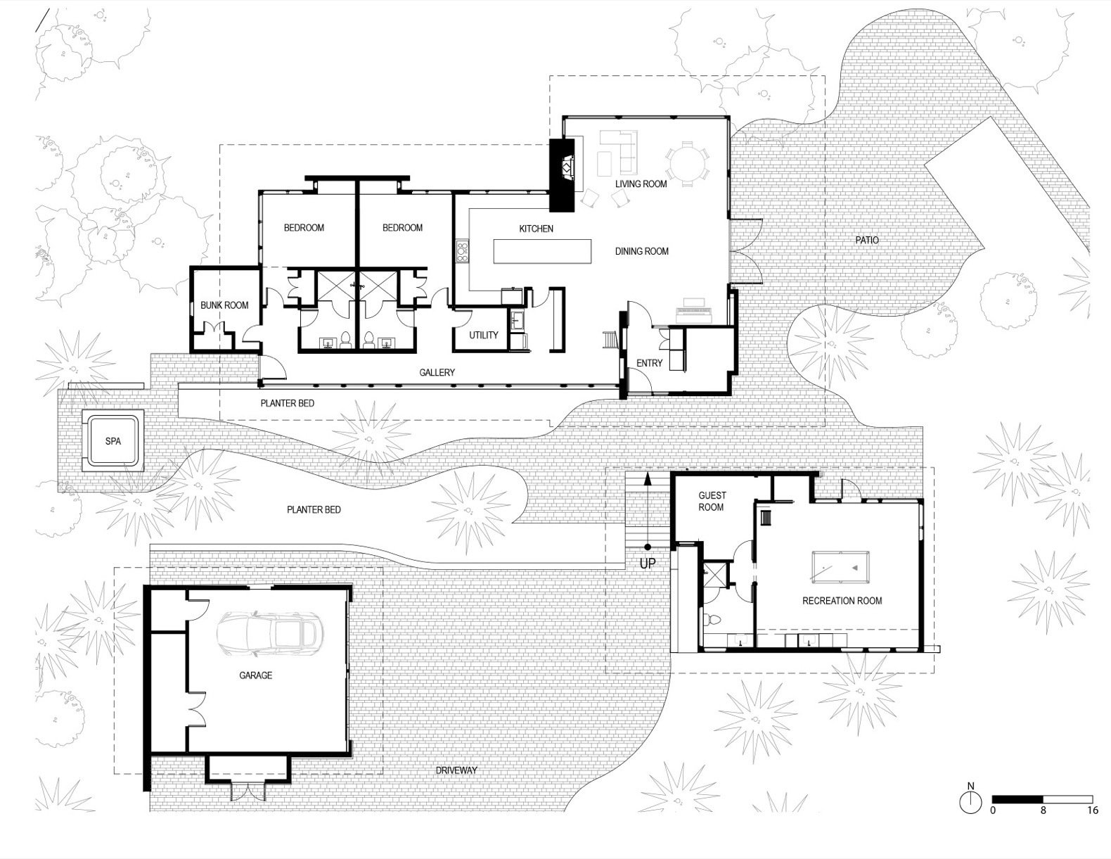 Tumble Creek Cabin Plan    Photo 12 of 12 in A Net-Zero Home Shrugs Off Winter With Solar-Energy Comfort