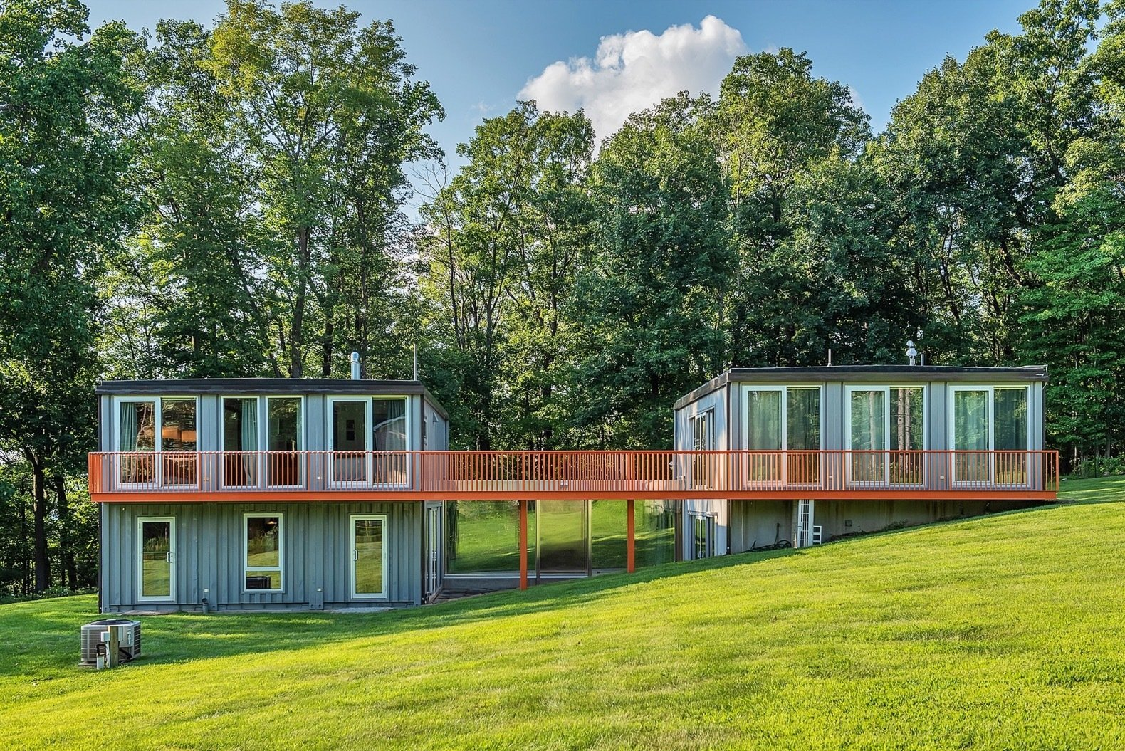 Grab This Dreamy Shipping Container Home For $875K