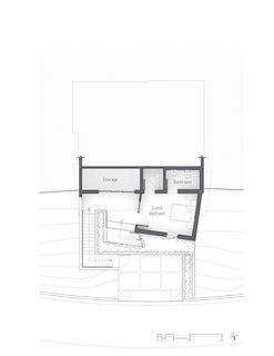 The Stack House level-two floor plan