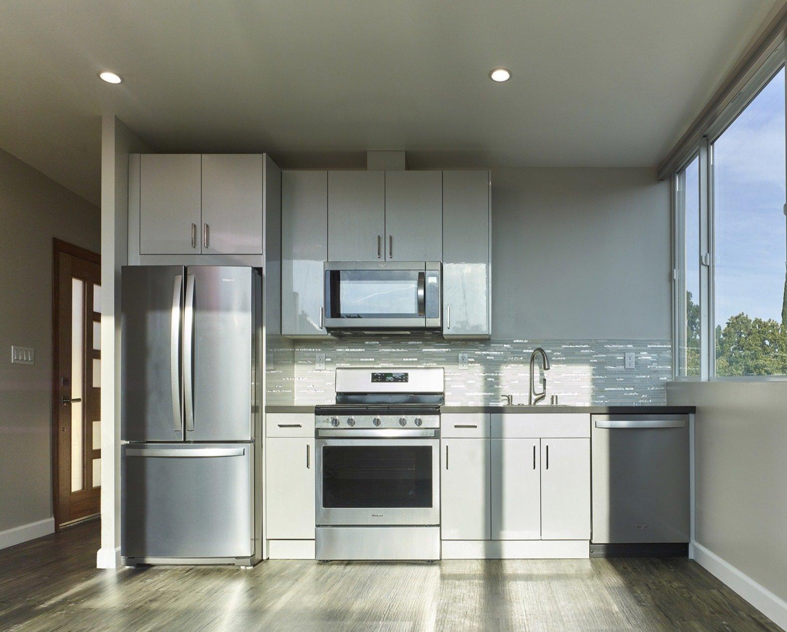 Rodger ADU kitchen