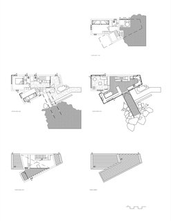 La Dacha Floor Plans