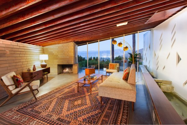 Grab This Sleek L.A. Midcentury by John Lautner For Under $2M