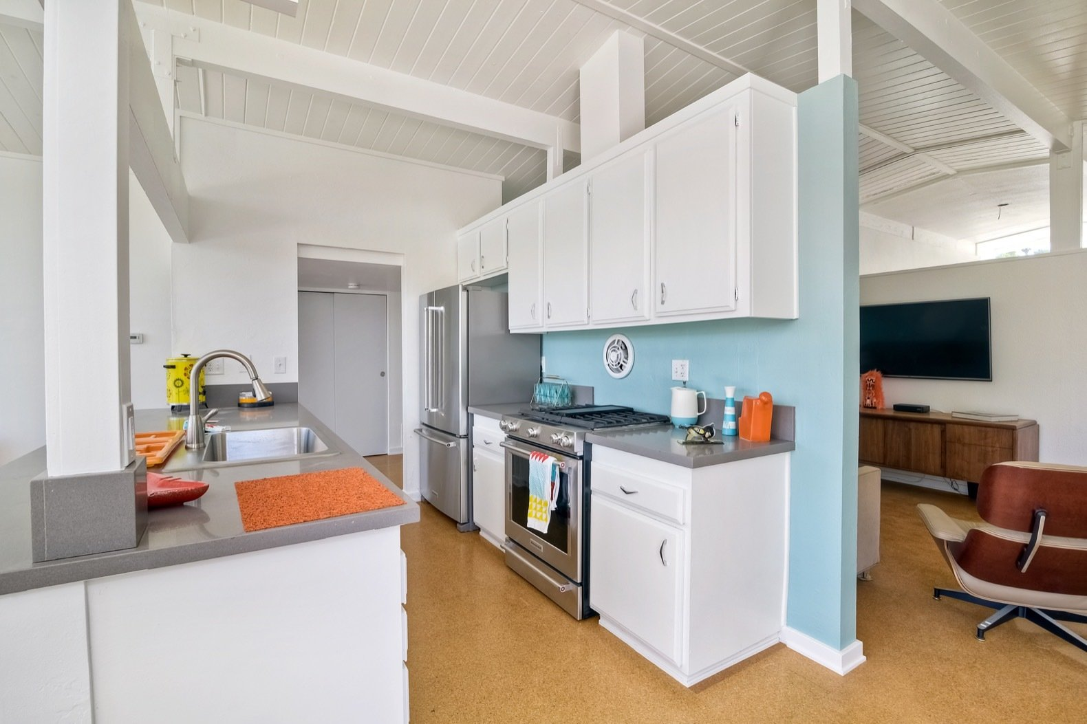Grab this light filled l a midcentury by a quincy jones for 629k
