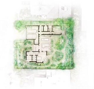 City Cabin floor plan