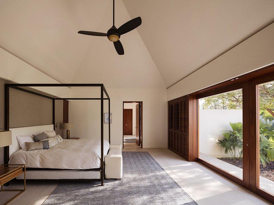 Casa TM master bedroom