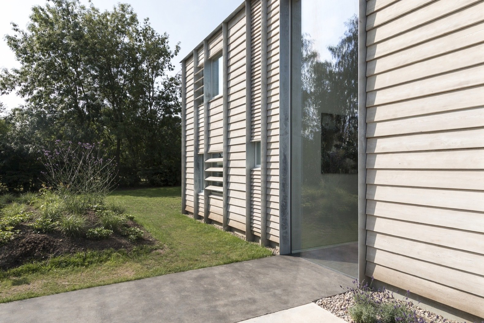 Old Shed New House exterior