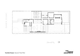 Humble House floor plan