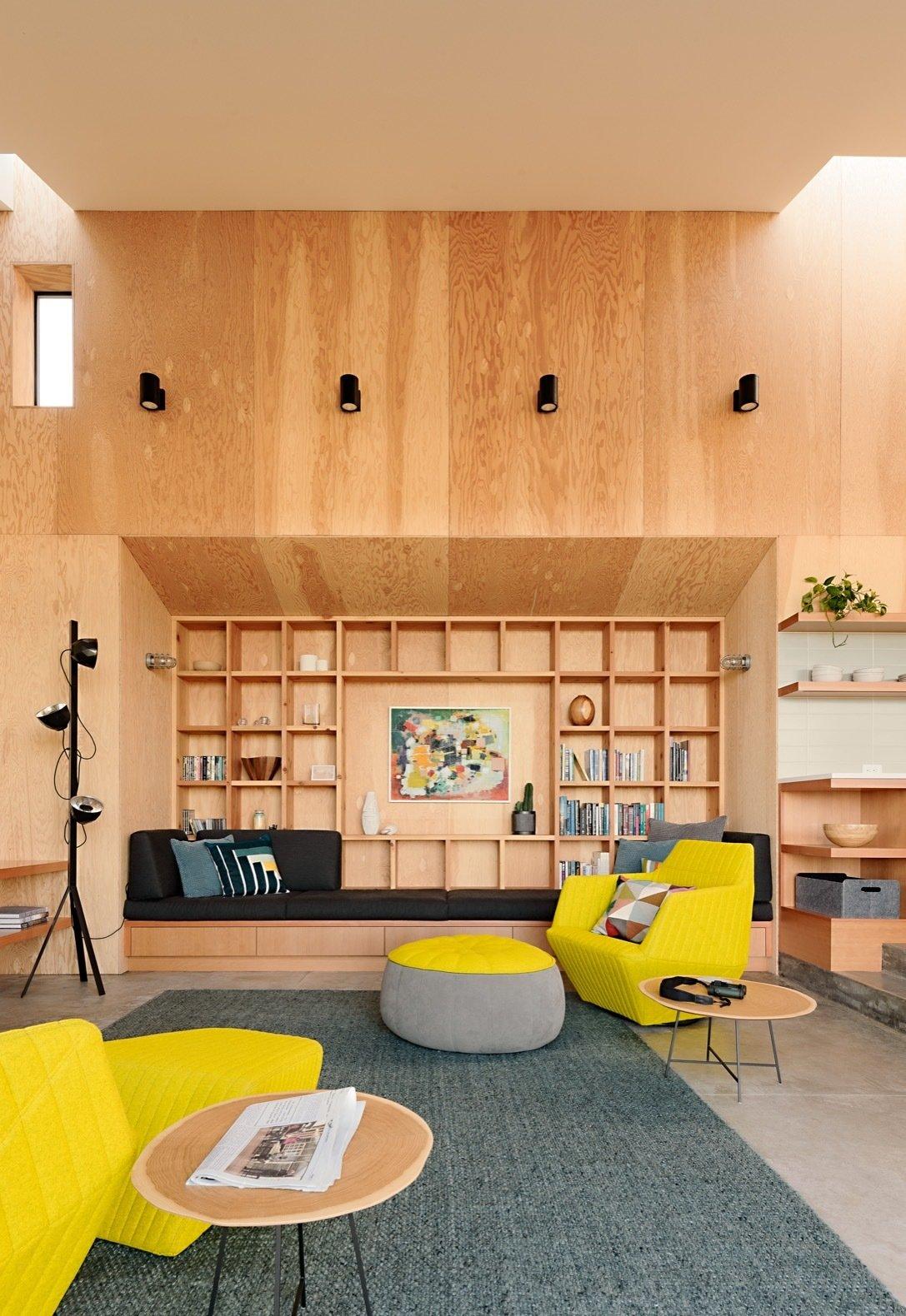 Coastal Retreat living room