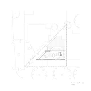 Platform House first floor plan