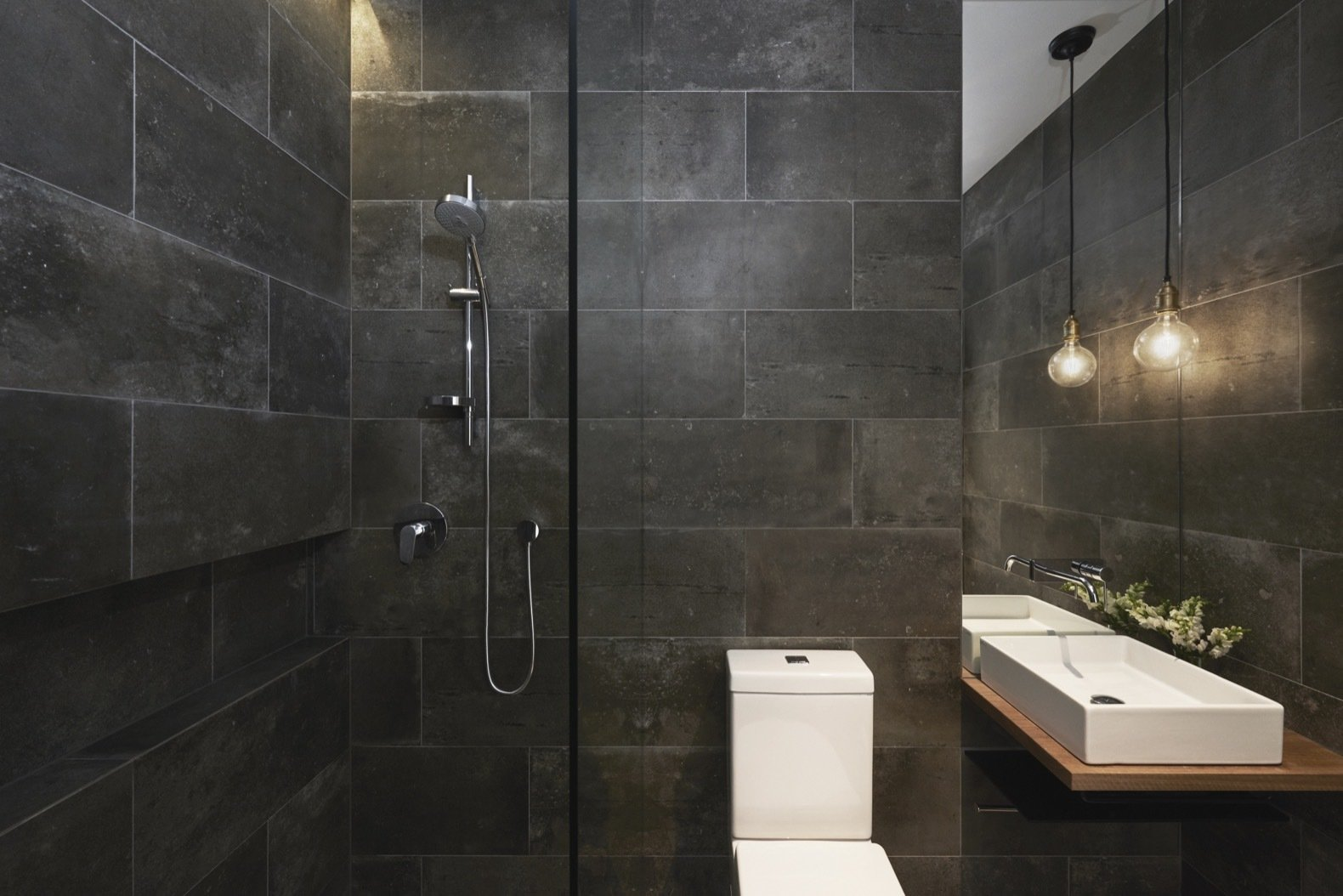 Platform House bathroom