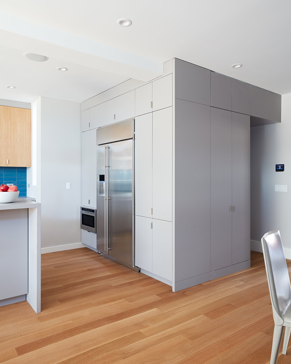 Megacabinet House kitchen storage