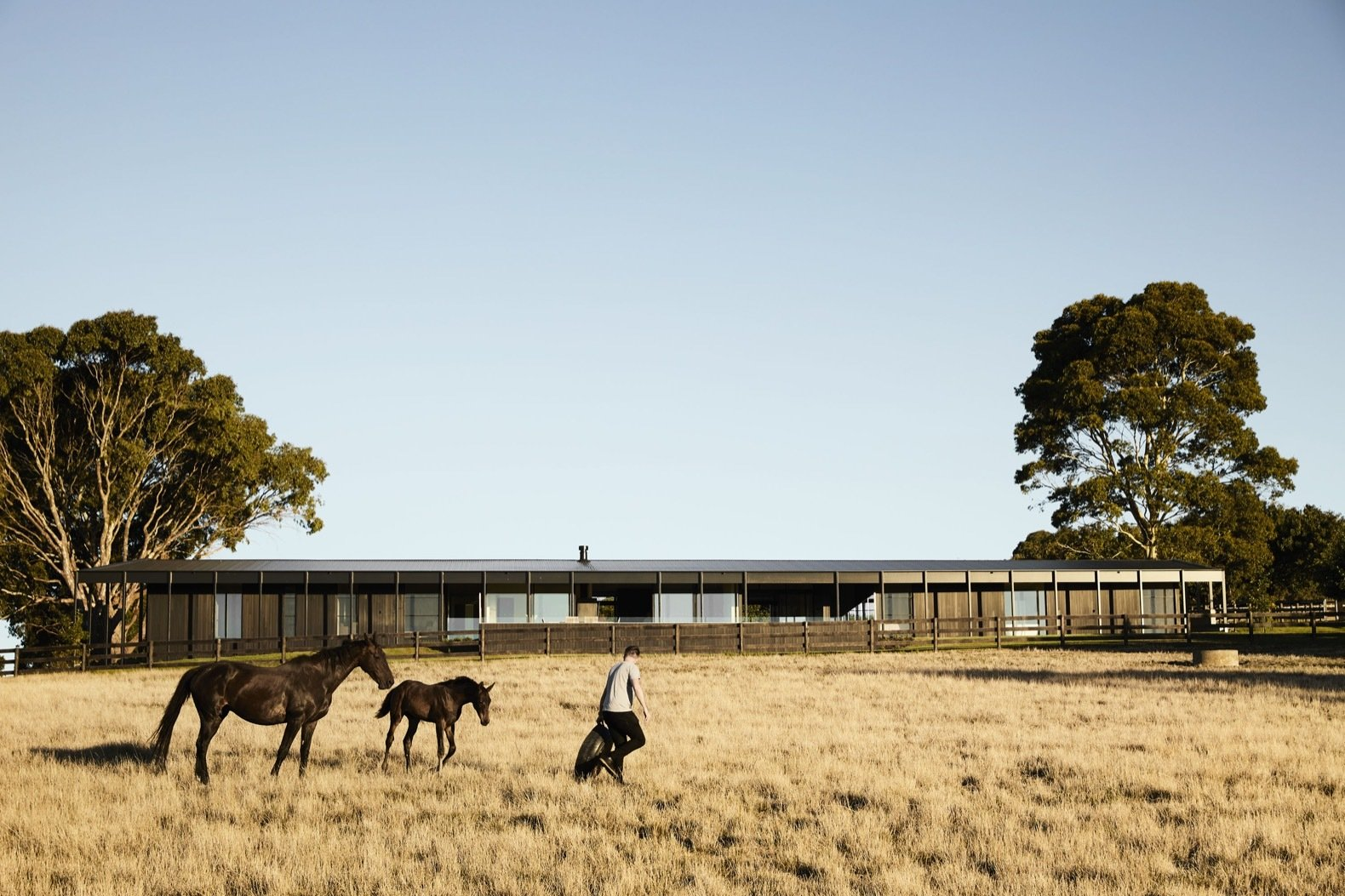 Red Hill Farm House exterior
