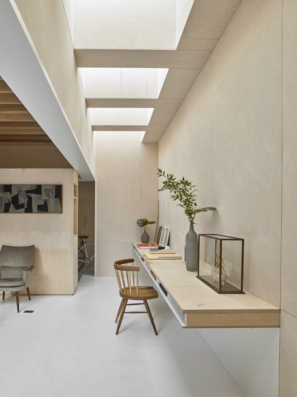 Crawford Studiolo workspace