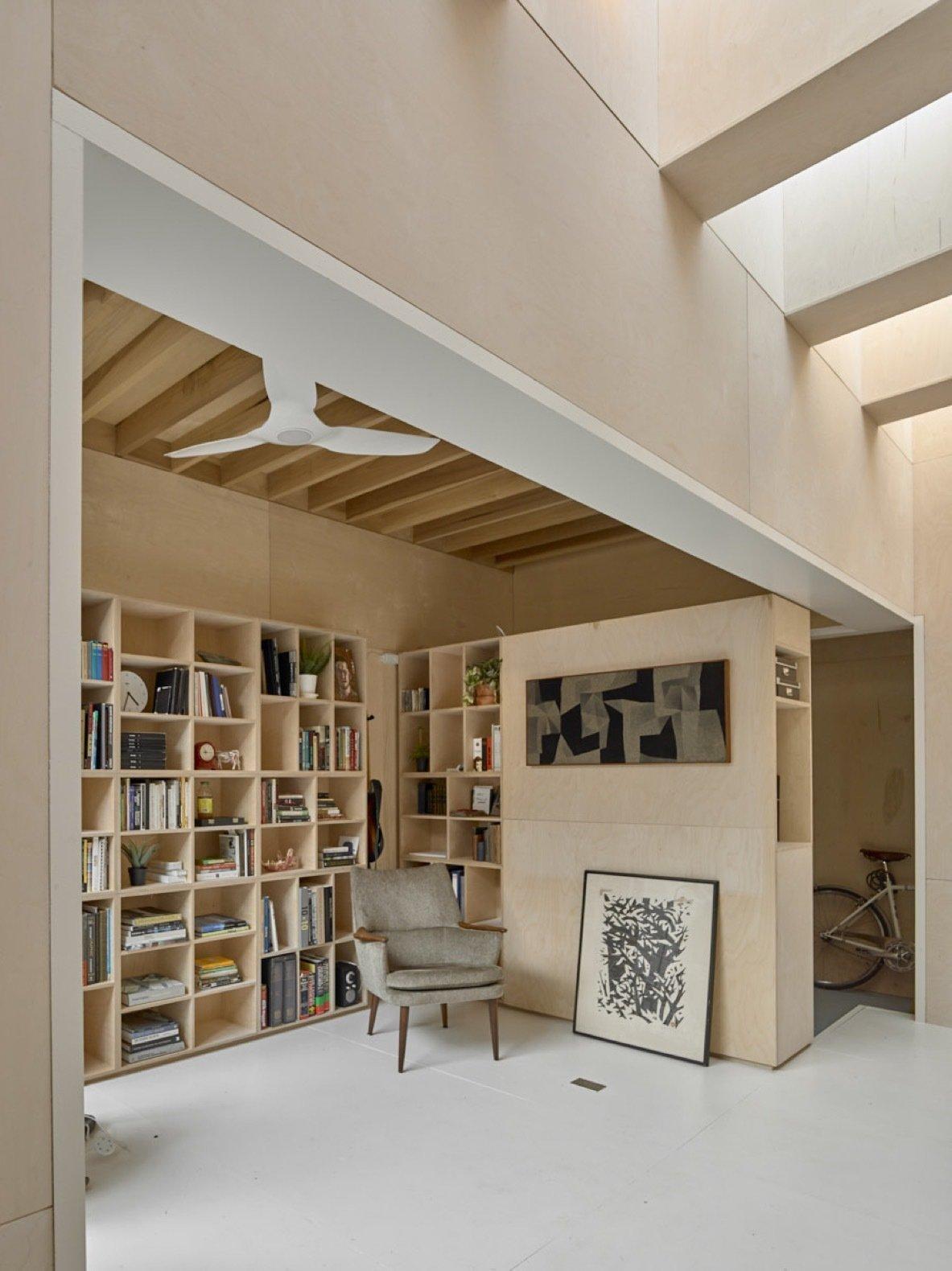 Crawford Studiolo storage room