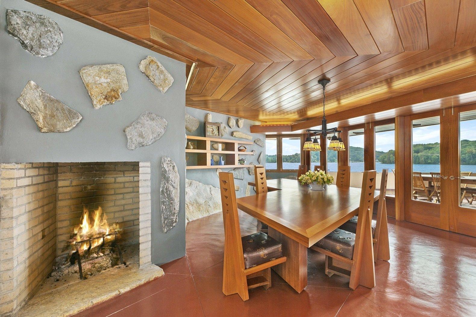 Massaro House dining room