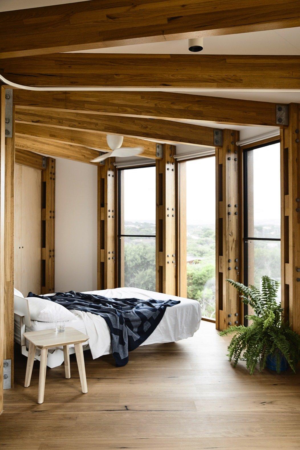 St Andrews Beach House circular bedroom