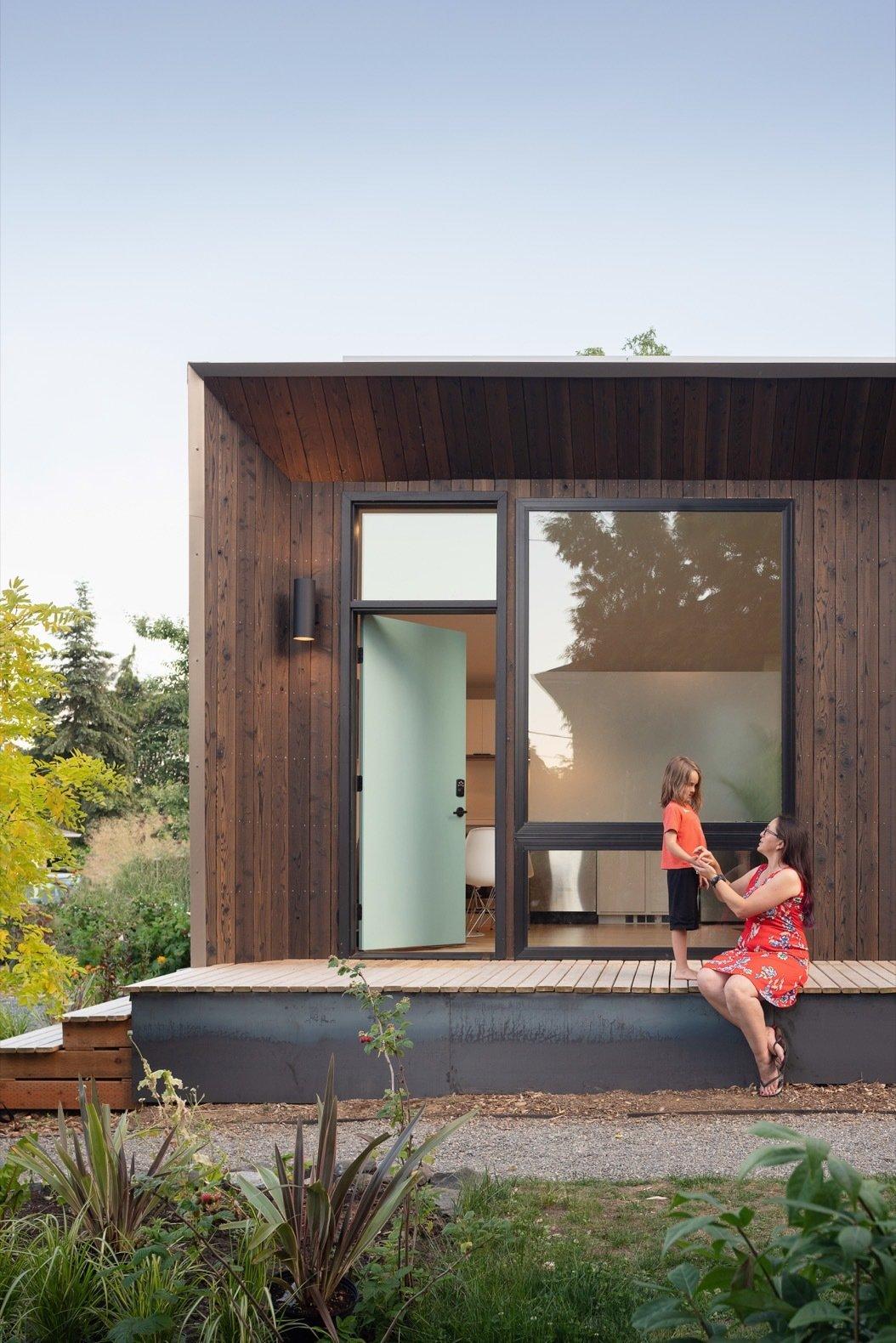 Solar Studio Fiberglass ThermaTru doors