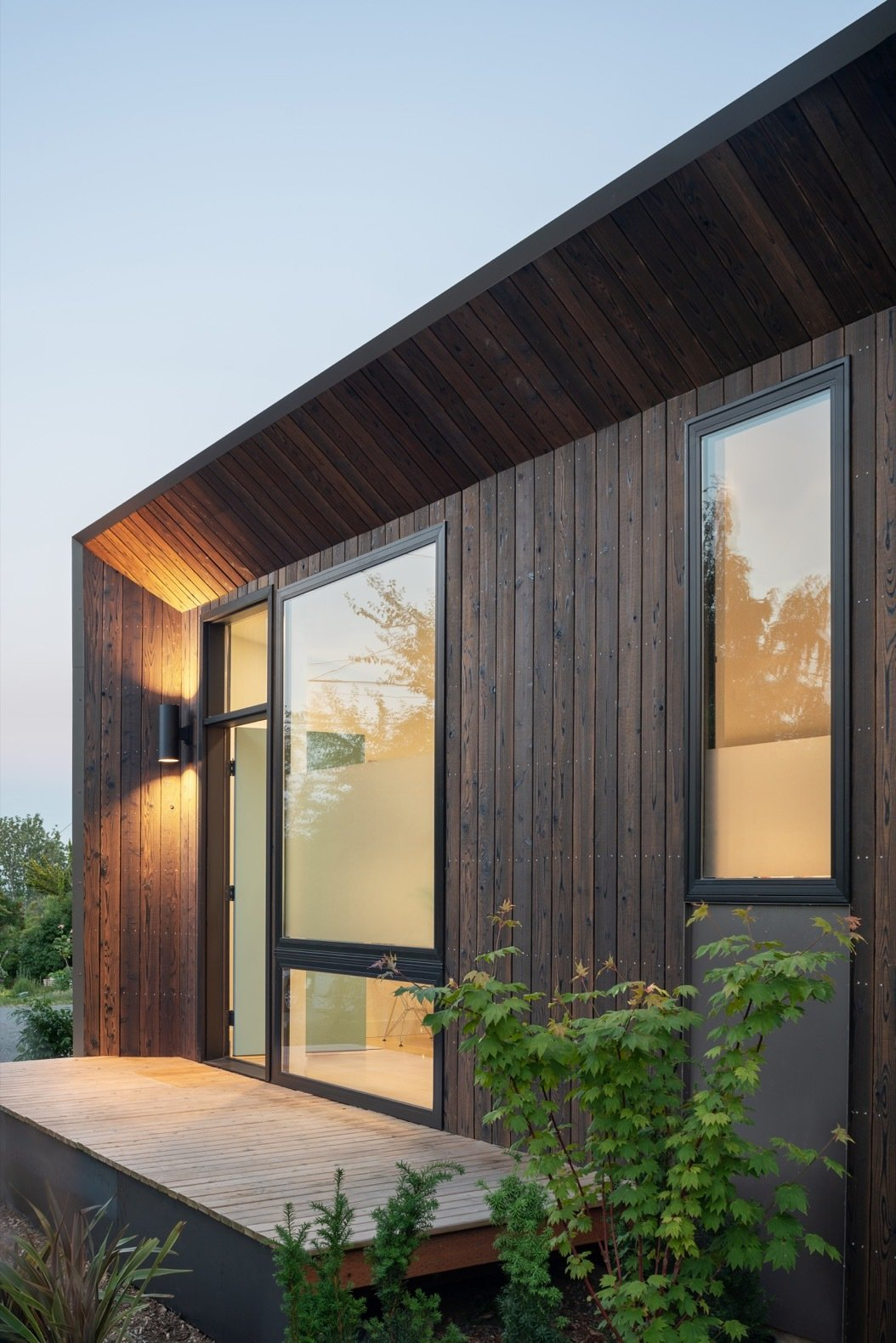 Solar Studio prefab Anderson100 Fibrex Windows