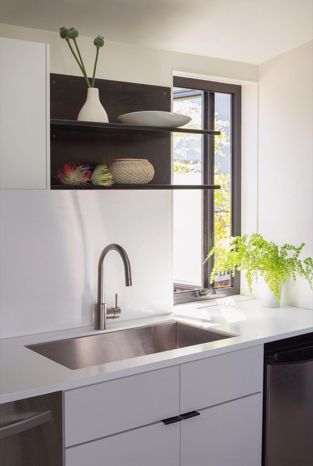 Solar Studio prefab kitchen