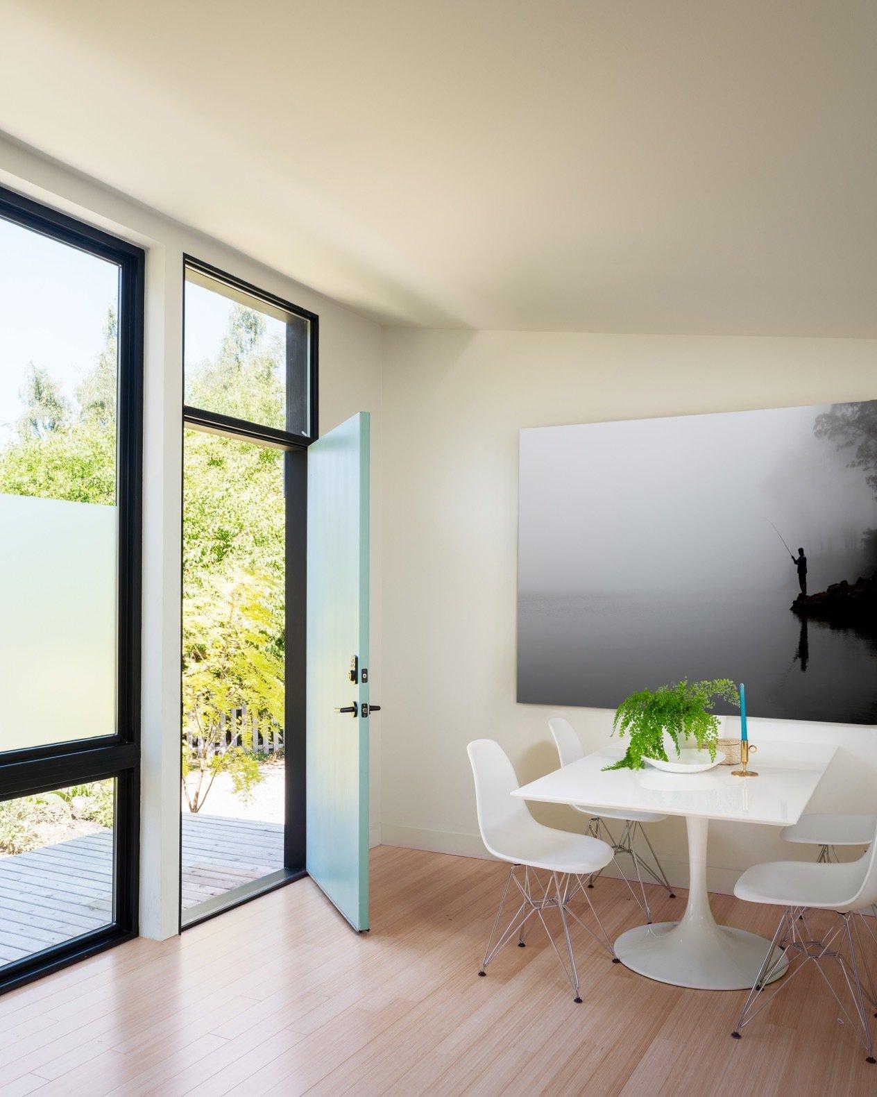 Solar Studio prefab interior