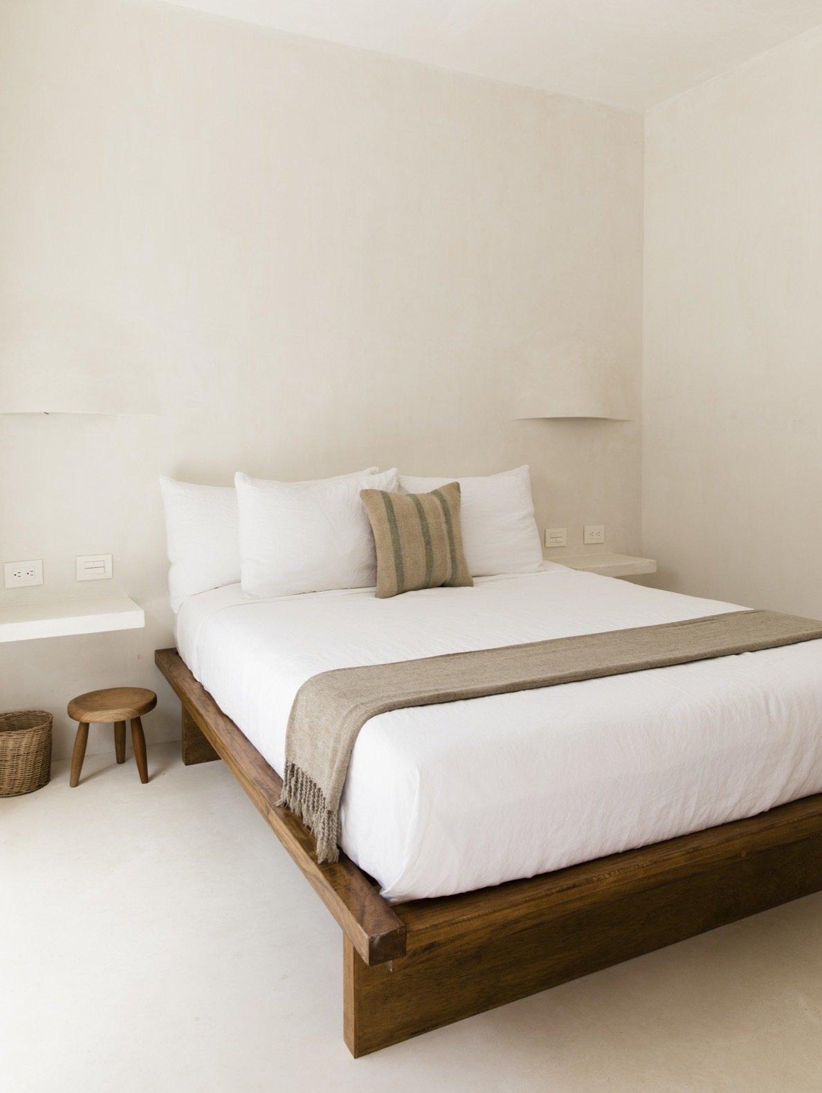 Casa Pueblo Tulum bedroom