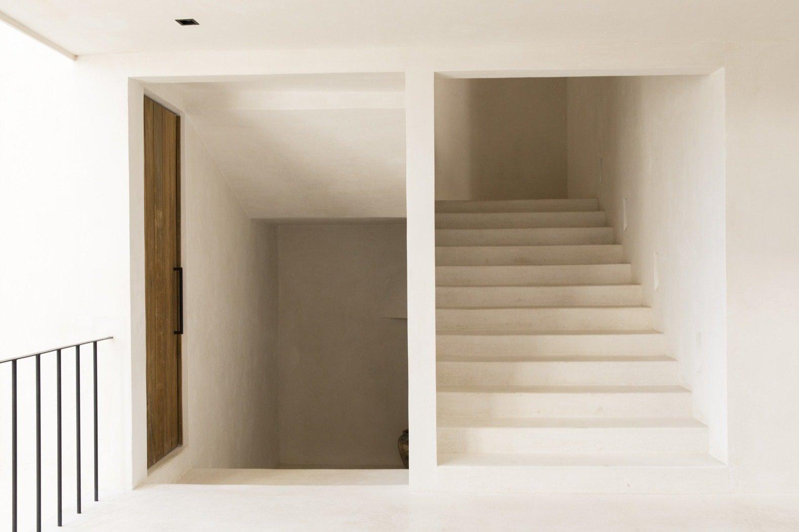 Casa Pueblo Tulum staircase