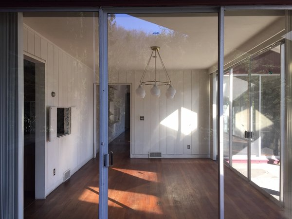 Before: Candlewood Lake House dining room