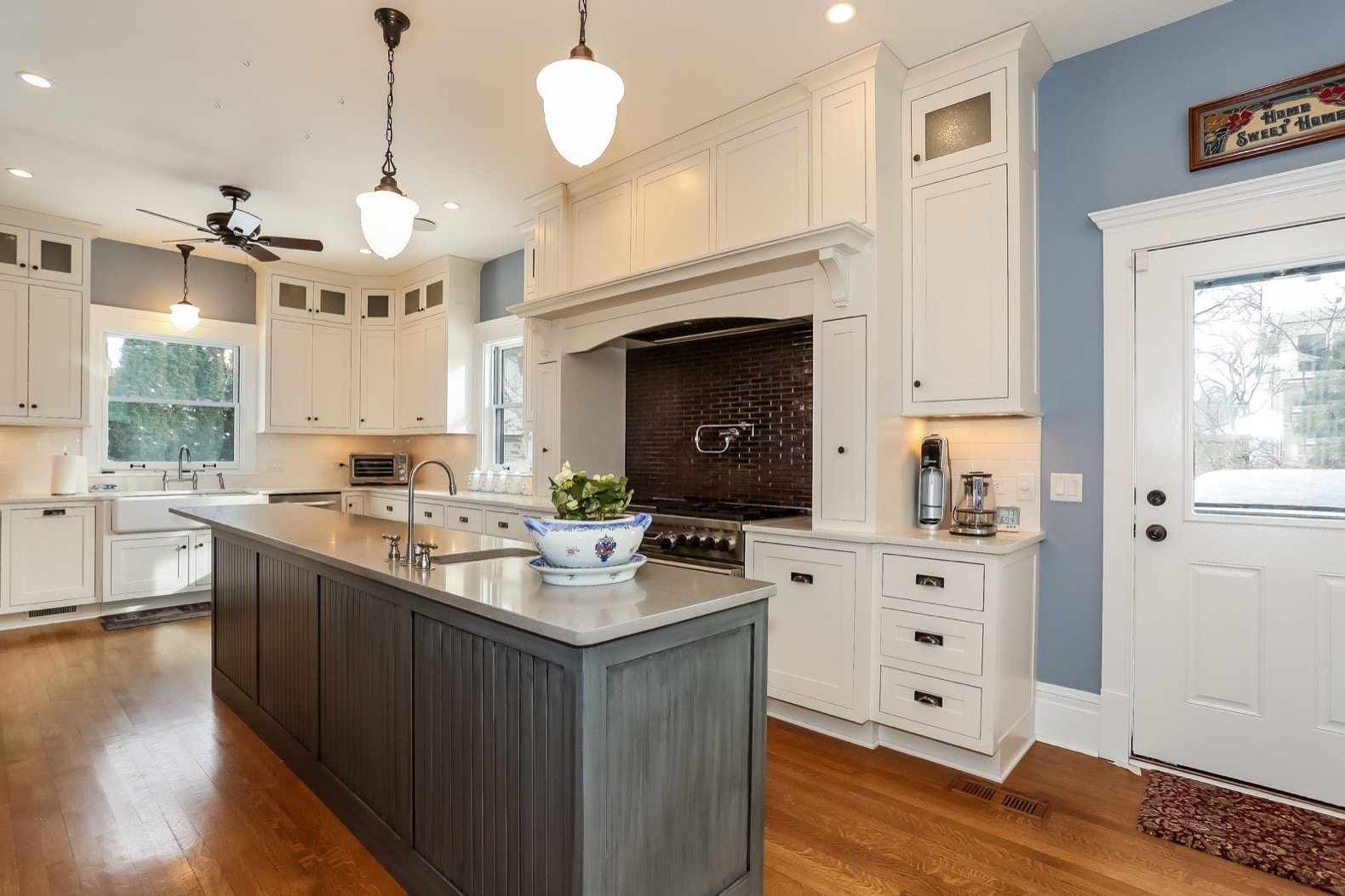W. Irving Clark House kitchen