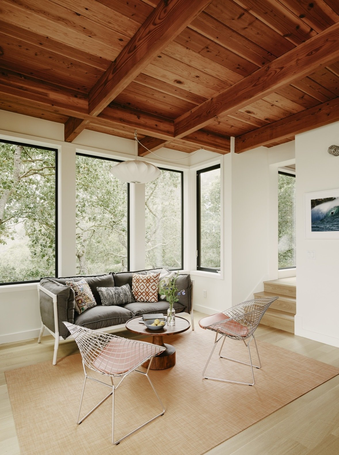 Portola Valley House guesthouse