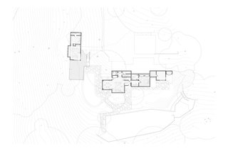 Portola Valley ground floor plan